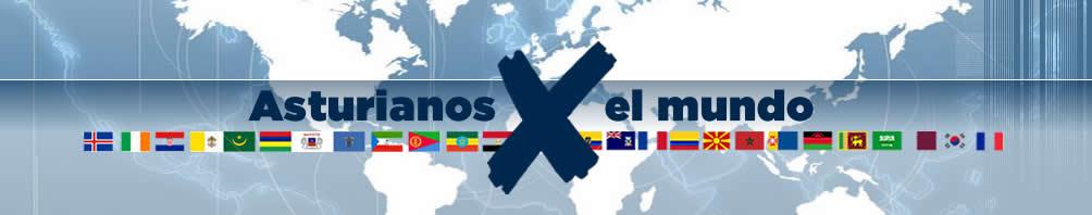 Asturianos por el mundo