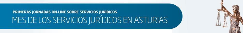Mes de los servicios jurídicos en Asturias