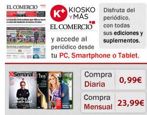 Suscríbete a EL COMERCIO en Kiosko y Más